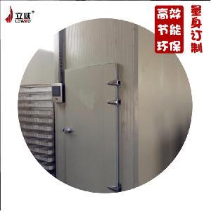 定制一臺1P地瓜干空氣能熱泵烘干機