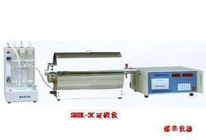智能快速定硫仪/测硫仪/煤质分析仪器
