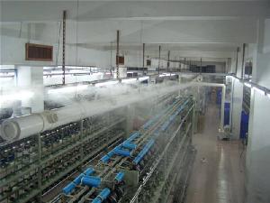纺织厂冷雾加湿设备 消除静电工业加湿器
