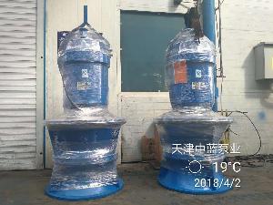 泵站用大流量潛水混流泵
