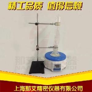 蛇形脂肪抽出器规格,索氏萃取简易装置供应商