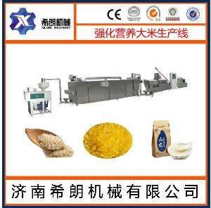 再生营养米 生产设备