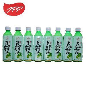芦荟苹果汁饮品