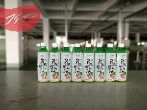 芦荟桃汁饮品