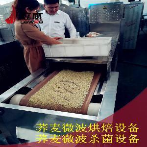小作坊用的杂粮微波烘焙设备厂家