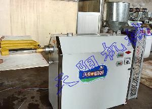 小型碱水米豆腐机