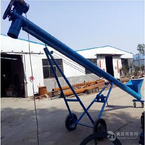 多型號管式蛟龍螺旋提升機