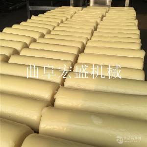 米豆腐机厂家 十年宏盛米豆腐机品牌