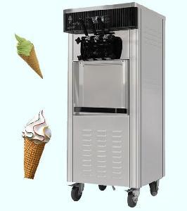 科酷冰淇淋机商用全自动立式雪糕机