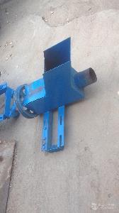 塑料盘片管链输送机热销 陶土管链式输送机