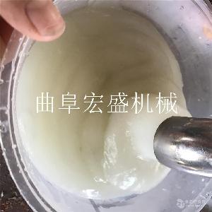 凉粉机质量保证阜阳马铃薯凉粉机