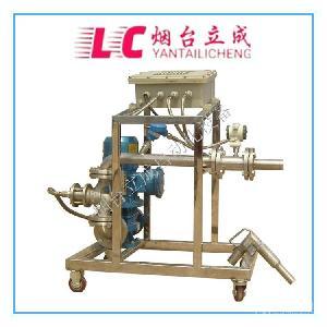 连云港定量装桶自动分装设备/YLJ-II-LC