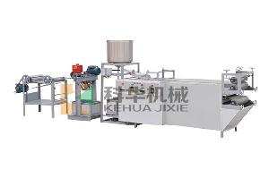 小型豆腐皮机生产线,2.7米千张豆腐皮机怎么卖?科华经典热销款