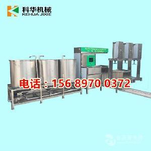 大型豆干机生产线,全自动豆腐干机价格,新式豆干机视频