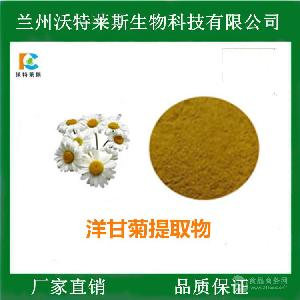 洋甘菊提取物 洋甘菊粉 喷雾干燥 多种规格