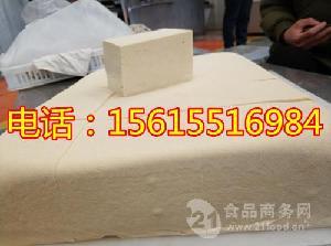 做豆腐的成套加工设备,卤水豆腐生产机器
