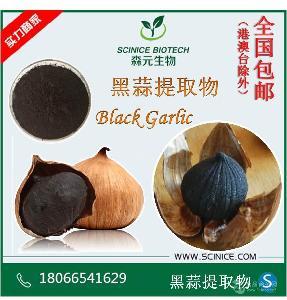 黑蒜提取物 发酵黑蒜提取物 黑蒜粉 多种规格森元热销 可定制
