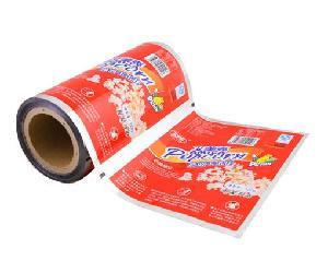 铝箔食品卷膜 固体饮料冲剂咖啡坚果包装卷膜 蛋白粉包装卷膜