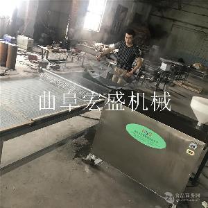 高产型免冷冻粉条机专业十年扁粉条机
