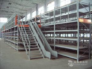 轻重型货架阁楼货品物流仓储仓储货架置物架子