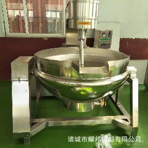 大型全自动电炒锅