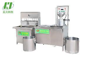 新款一机多用豆腐机 生产卤水豆腐的机器 大豆腐机设备