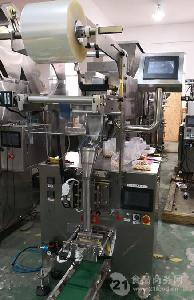 轴承/石墨铜套/导套/衬套多通道自动分装五金螺丝包装机