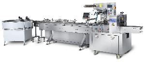 机器人全自动理料机械  机器人理料包装线
