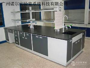 厂家直销聚丙烯防酸碱防腐蚀实验台 防酸碱耐腐蚀实验室全钢边台