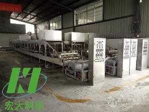 全自动腐竹机 广州自动化腐竹生产设备 宏大科创腐竹机厂家