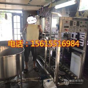 河北仿手工豆腐皮機多少钱一台,千张机厂家直销