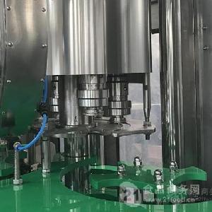 玻璃瓶饮料灌装设备