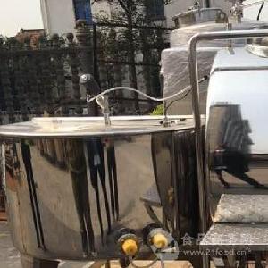 厂家直销玻璃瓶饮料热灌装机设备
