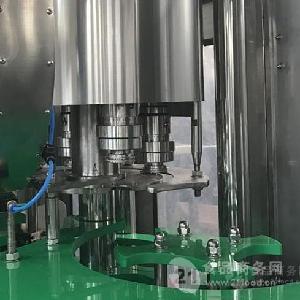 功能饮料三合一灌装机生产线