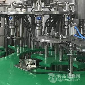 玻璃瓶果汁饮料生产线灌装设备