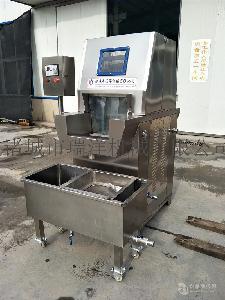 商用肉食品深加工设备盐水注射机小型鸡肉盐水注射机