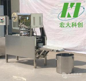 自动灌装封盒的内酯豆腐机器哪有卖 临沂有代销点吗 宏大科创