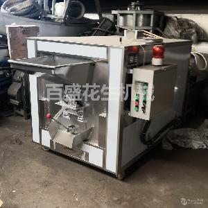 烤花生的机器多少钱  厂家