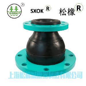KPT型可曲挠偏心异径橡胶接头