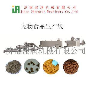 寵物食品設備生產線