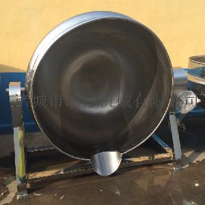 大型可倾式夹层锅 蒸煮锅 炒锅 卤肉锅