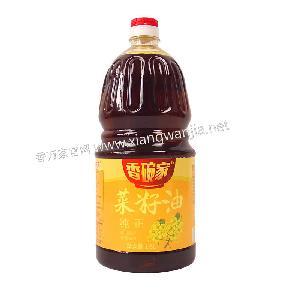 香碗家 1.8L纯正菜籽油非转基因批发