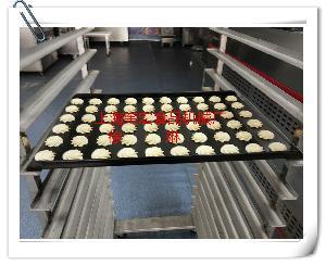 餅干機械設備、小型蘇打餅干成型設備