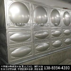 湖北省不锈钢水箱拉筋 麻城清洗生活水箱 三亚消防水箱