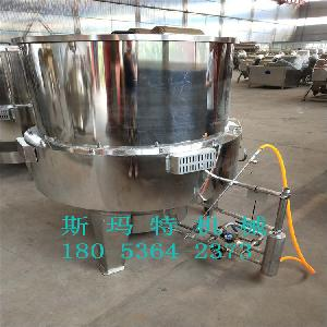 厂家直销月饼馅炒锅 食品级不锈钢材料制作