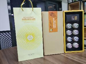 吉尔吉斯斯坦原瓶进口自然成熟百花蜜