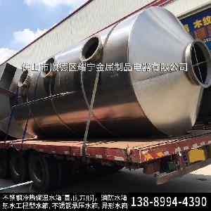 深圳5吨不锈钢承压水箱 6/8kg压力 广州0.8Mpa承压保温水箱
