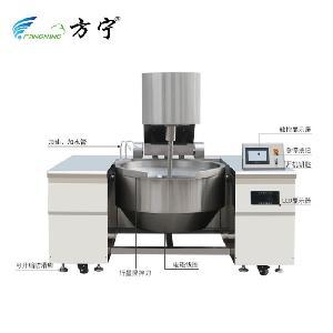方宁大型自动炒菜机-节能环保一键式操作