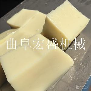 中小型米豆腐机米凉粉机包教包会