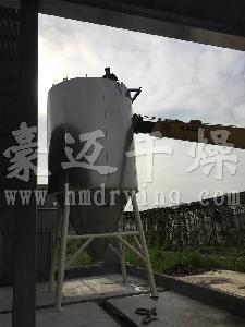 高效耐用的枯草芽孢杆菌发酵液喷雾专用烘干设备